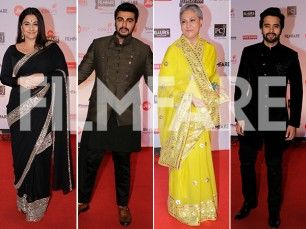 Bollywood stars have been experimenting with conventional looks, this year's Filmfare Awards celebrated classic Indian attires in all its glittering glory.  Manyavar is proud to associate with the prestigious awards.
