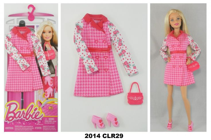 2014 CLR29 Complete Look Fashion Pack