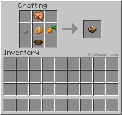 Minecraft Crafting Recipes  Minecraft Information