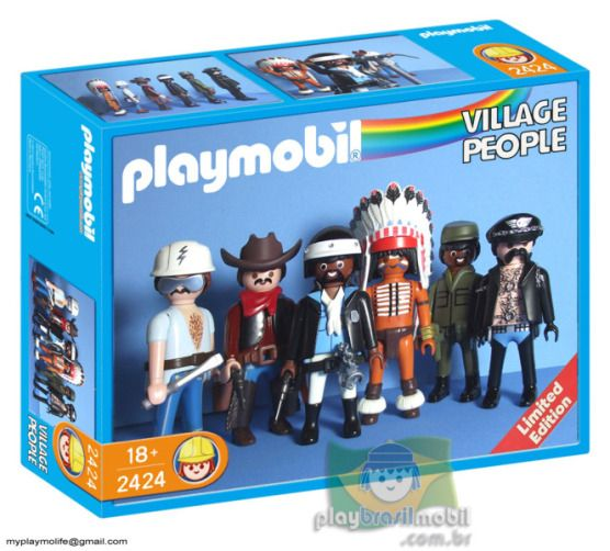 from Maxwell gay playmobile show