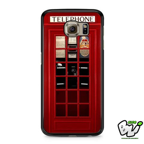London Telephone Samsung Galaxy S7 Case