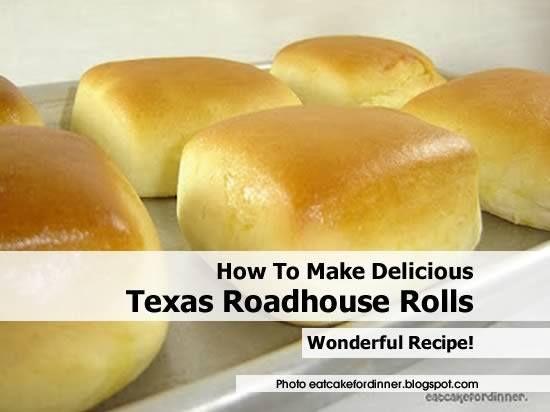 Texas Roadhouse Rolls (Copycat Recipe)