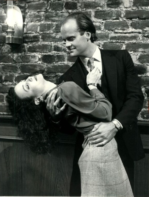 Lilith and Fraiser, one of the funniest tv couples ever.