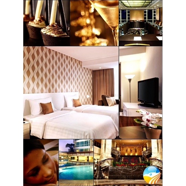 Grand Royal Panghegar Hotel, Bandung, West Java, Indonesia, ⭐⭐⭐⭐Hotel.