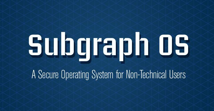 Subgraph OS — Secure Linux Operating System for Non-Technical Users