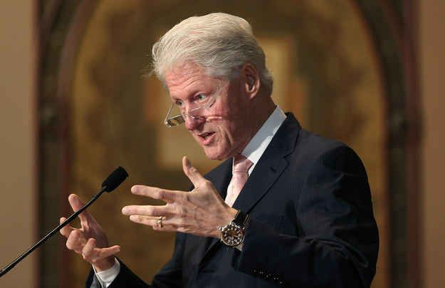 Bill Clinton Steps Down As Honorary Chancellor Of World's Largest For-Profit College Chain - BuzzFeed News