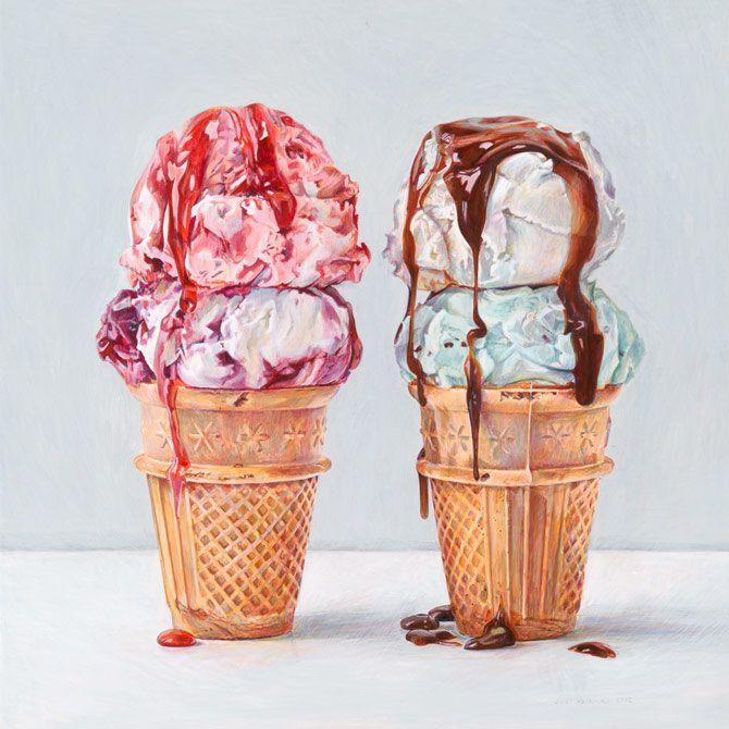 ice creams 3 | joel penkman