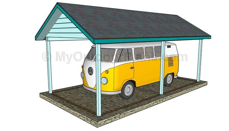35 best images about carport ideas on pinterest carport for Stand alone carport designs