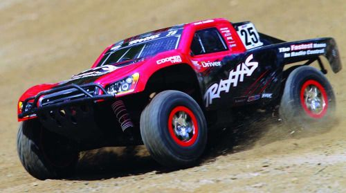 RC Truck Review: Traxxas Slash with On Board Audio