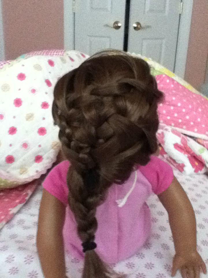 Best AG Doll Hairstyles Images On Pinterest American Girl - American girl doll hairstyle ideas