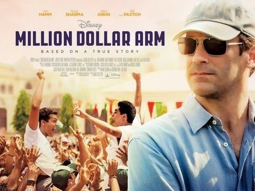 New Release Review - Million Dollar Arm http://www.themoviewaffler.com/2014/08/new-release-review-million-dollar-arm.html