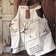 This is an apron to be delivered to F. 45 ♪ @ f45yoshi ...