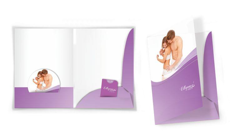 Folder Cliente - Ellegance