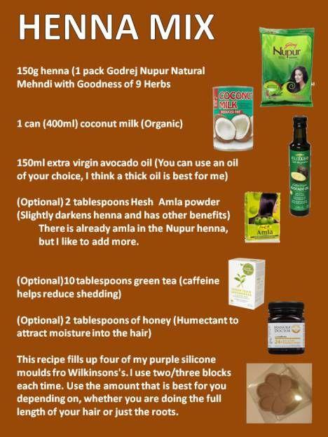 nupur henna mix