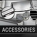 Stylish aftermarket car parts.     automotive news