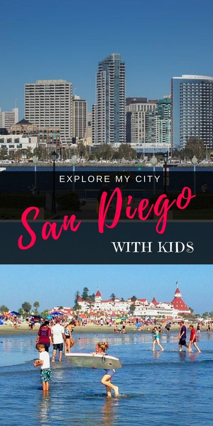 Insider tips on the best places in San Diego to visit with your kids | Our Globetrotters - Explore My City