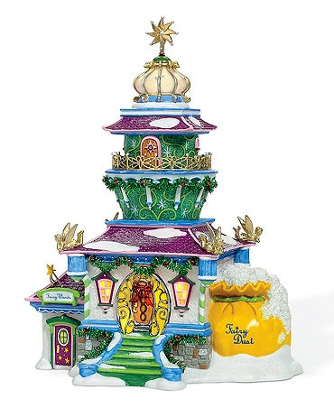 Department 56 North Pole Tinkerbell's Lighthouse