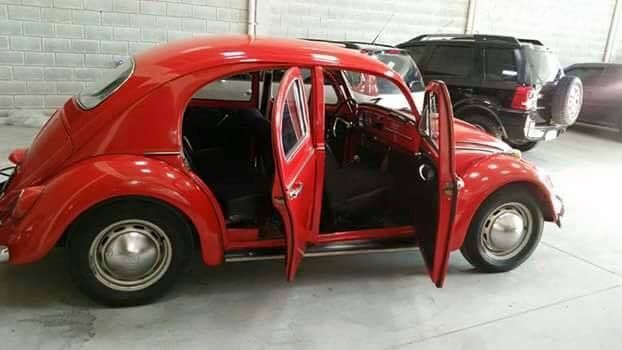 VW BEETLE 4 DOORS MADE in BRAZIL