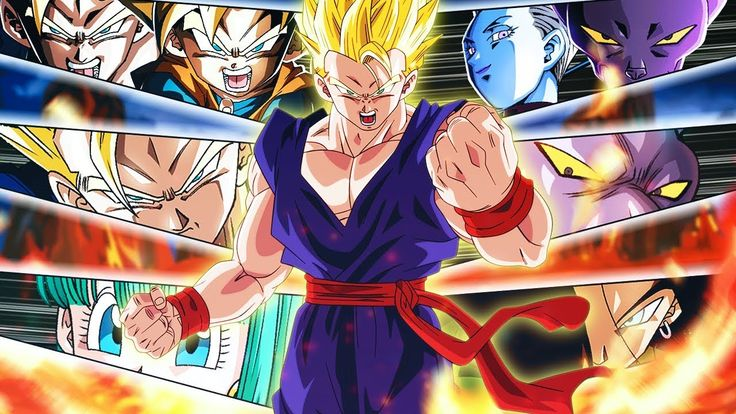 This Lr Is It Chief New Lr Family Kamehameha Siblings Bond Team Drago Dragon Ball Z Dragon Ball Gohan And Goten