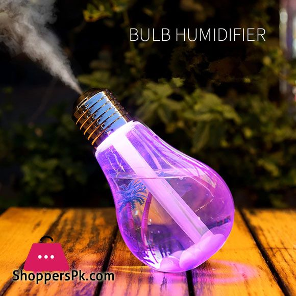 400ml Led Lamp Air Humidifier Essential Oil Diffuser Atomizer Air Freshener Mist Maker In 2020 Essential Oil Diffuser Humidifier Led Night Lamp Oil Diffuser Humidifier