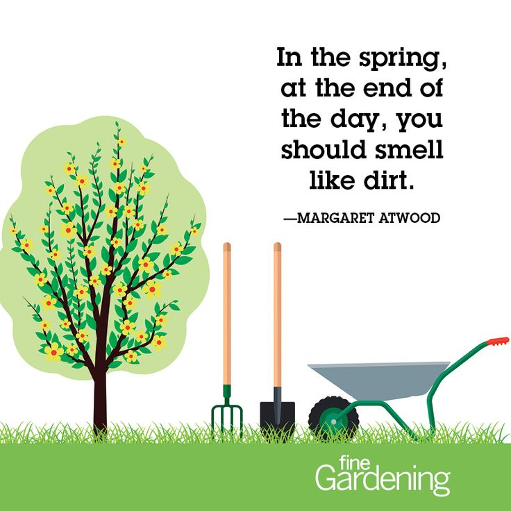 Ten of the Best Spring Quotes Ten of the Best Spring Quotes - FineGardening