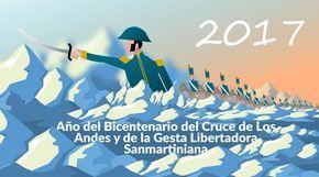 Bicentenario del Cruce de Los Andes y de la Gesta Libertadora Sanmartiniana   www.mendoza.edu.ar