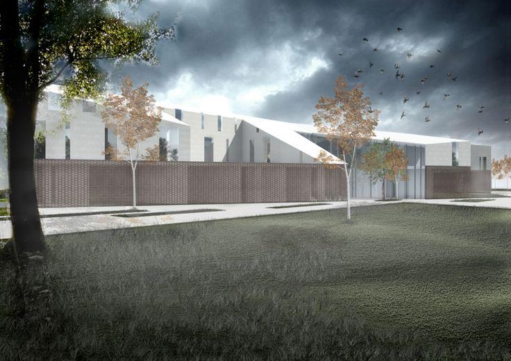 Centro civico Calaci&Bergher architetti