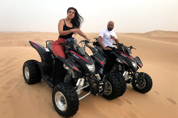 Quad Biking Dune Buggy Tours In Doha Qatar Take A Unforgettable