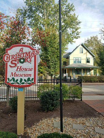 A Christmas Story House, Cleveland
