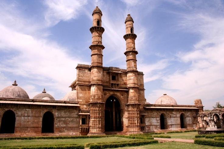 Jami Masjid Champaner Pavagadh, Gujarat
