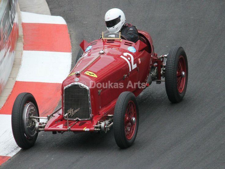 Ferrari classic formula car - Ajoneuvot