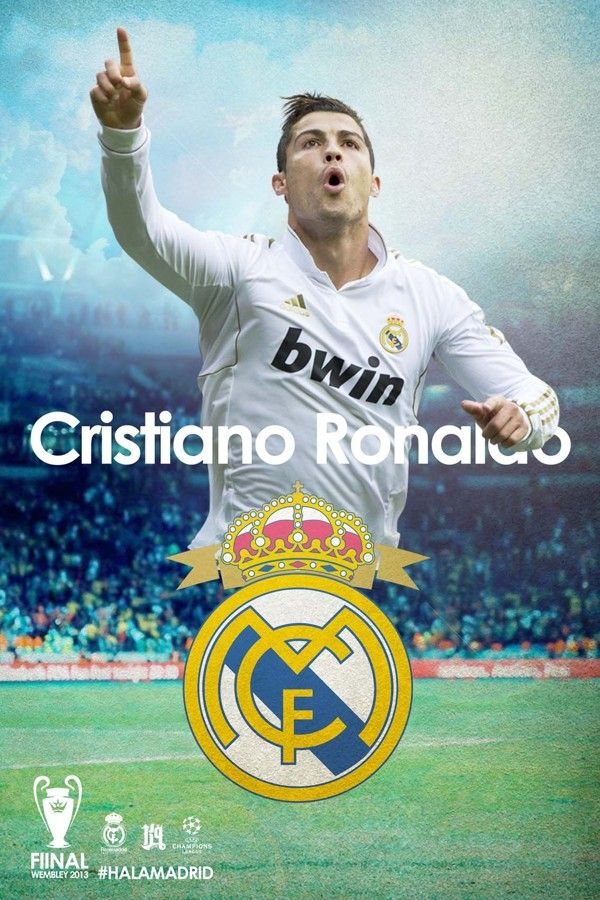 Cristiano Ronaldo - Real Madrid on Behance