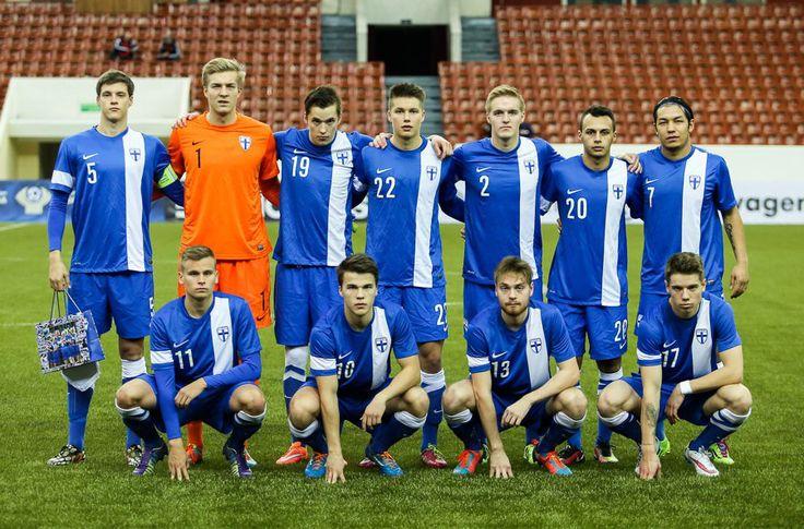 Finland against Estonia