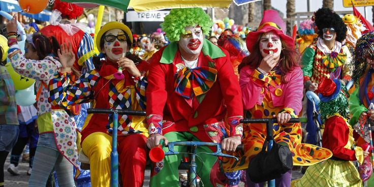 Smithsonian Magazine took an in-depth look at the dark history of clowns, and why we're frightened of them.