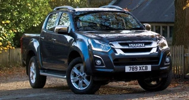2020 Isuzu Dmax Rumors | Isuzu d max, New engine, New trucks