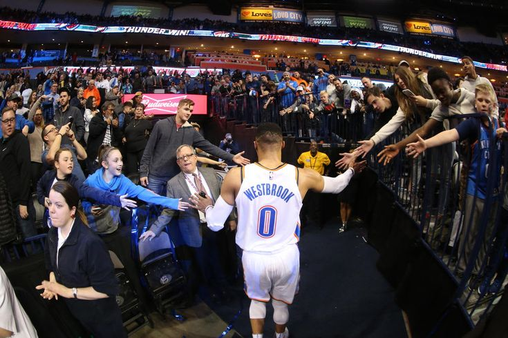 #WeAreThunder: Atlanta Hawks v Oklahoma City Thunder