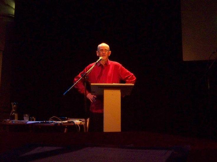 Dirk Vekemans, a great Belgian Poem... Sometimes we meet in Louvain...