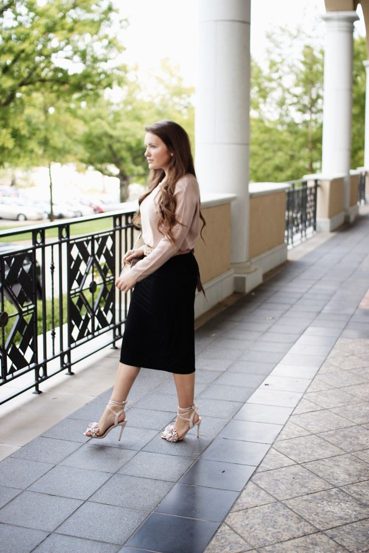 The Perfect Skirt   Courtney Toliver