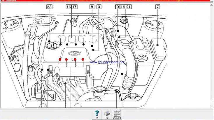 Yamaha G8 Gas Golf Cart Wiring Diagram