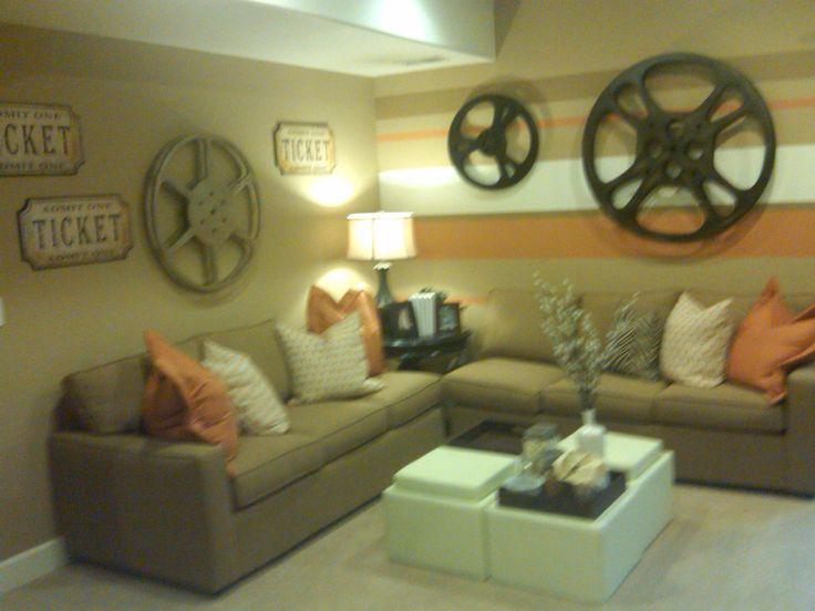 63 best furniture for media room images on pinterest