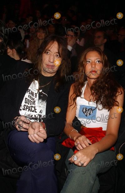 Ace Frehley & daughter Monique (2003) | KISS! | Pinterest ... Monique Frehley