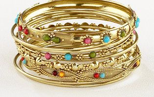 Indian bangle bracelets