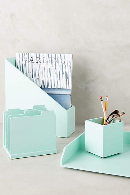 13 Must-Have Items to Declutter Your Desk | Brit + Co