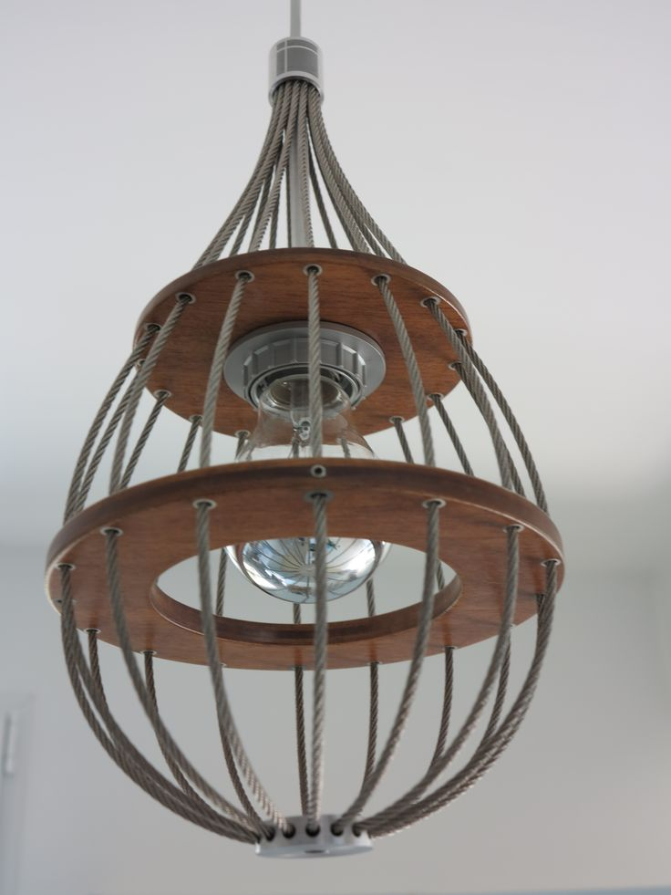 Lampe Nasse / http://www.7id-design.com/