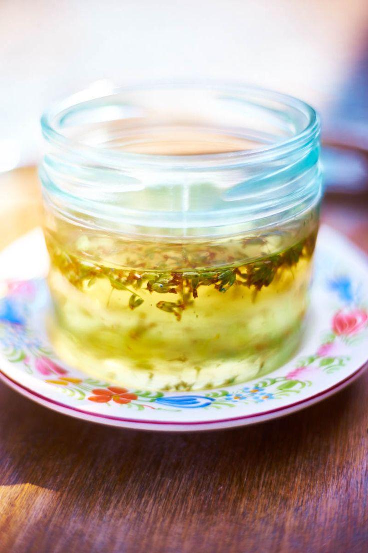 Recept na domácí levandulový sirup na Tchibo Blogu