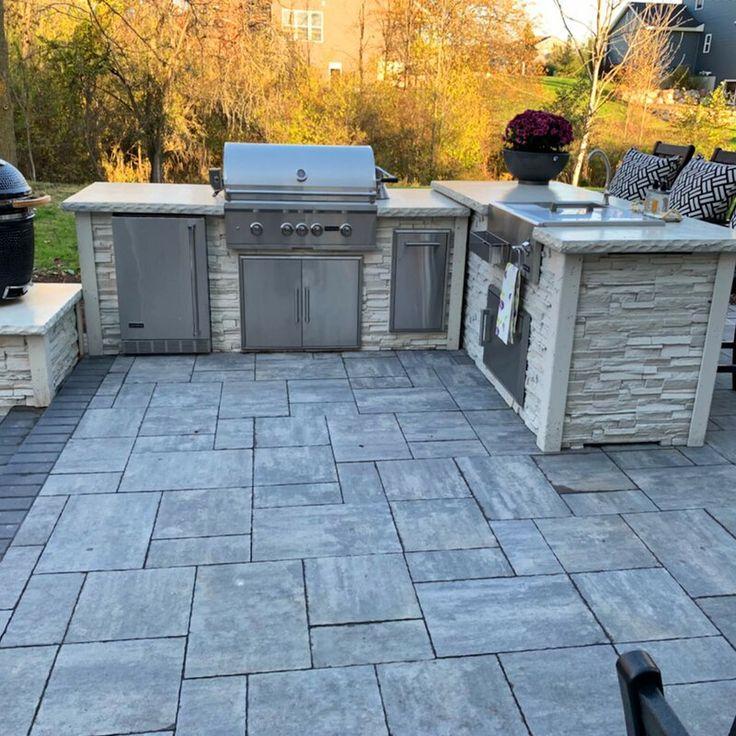 Rta outdoor living 114 6 piece 5burner bbq grill