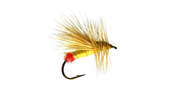 Yellow Sally Dry Fly Tying Materials