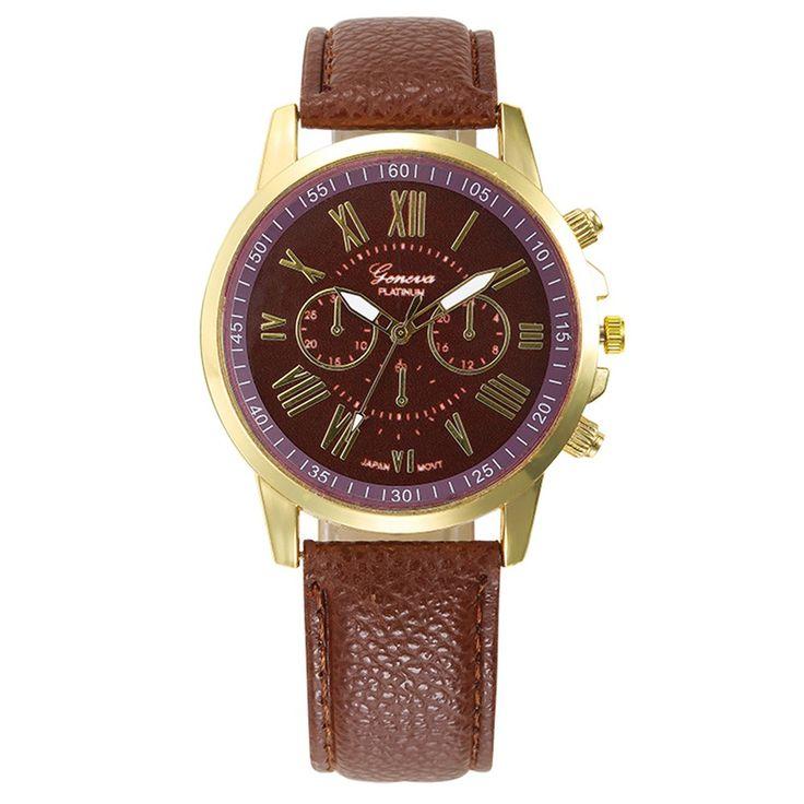 $0.97 (Buy here: https://alitems.com/g/1e8d114494ebda23ff8b16525dc3e8/?i=5&ulp=https%3A%2F%2Fwww.aliexpress.com%2Fitem%2FSusenstone-2016-New-fashion-geneva-watch-women-dress-watches-Women-s-Clock-Geneva-Leather-Quartz-Wrist%2F32735755562.html ) Susenstone 2016 New fashion geneva watch women dress watches Women's Clock Geneva Leather Quartz Wrist Watch high quality mujer for just $0.97