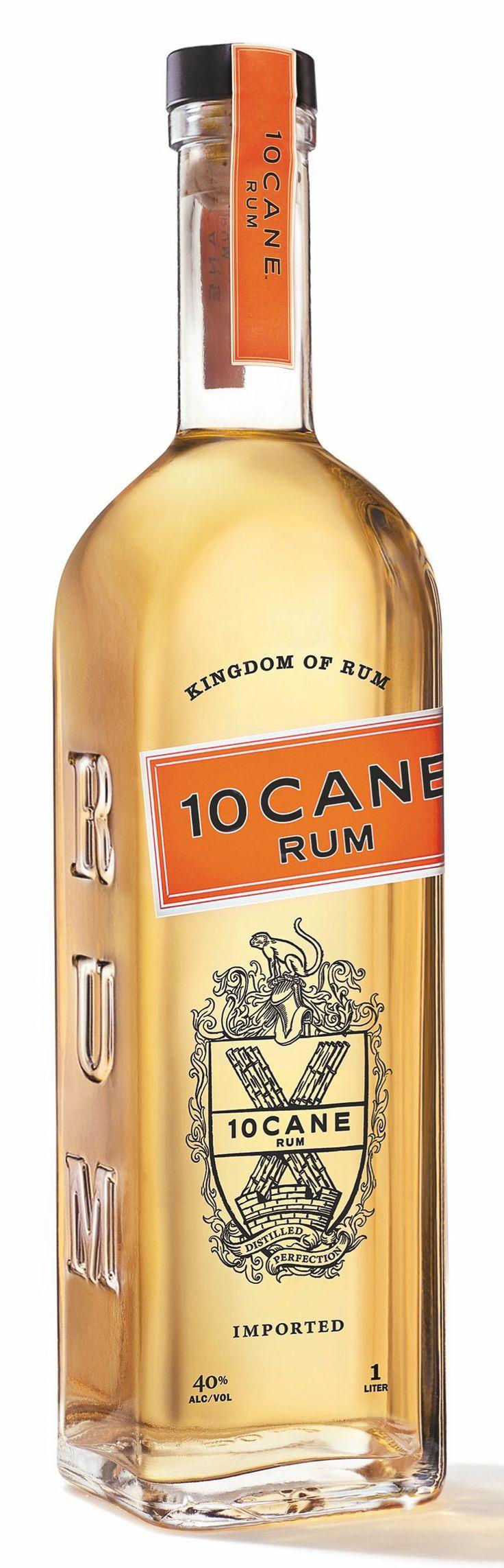 10Cane Rum Country Trinidad and Tobago Distiller