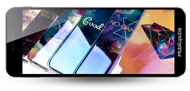 Extra lesklý silikonový kryt na iPhone 7 - iRaptor Series Blue Chrome